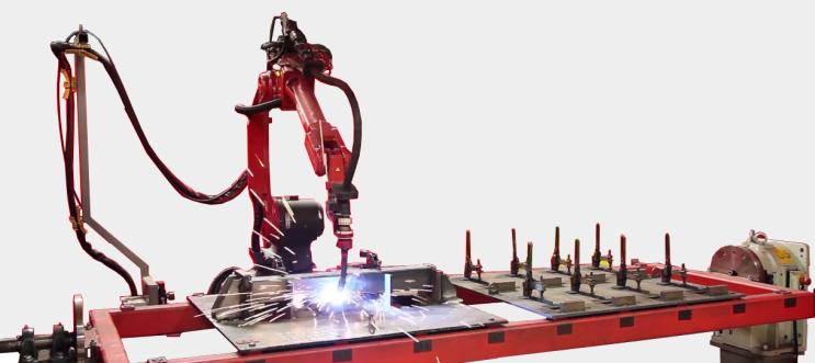 ATOM SODERY suggest now a welding robot !