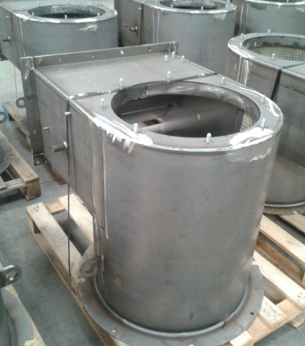 Pétrochimie / Équipement industriel