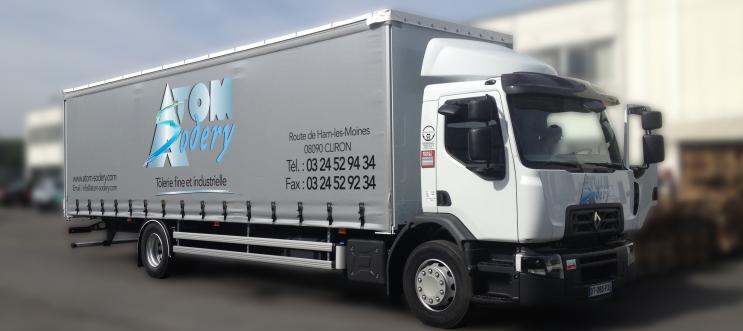Logistics : Optimization of transport.